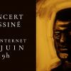 Ritratto- concert dessiné en ligne!